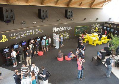 Cupula las Arenas, espacio para eventos Barcelona