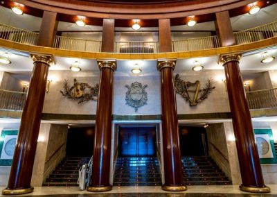 Teatro Real, espacio para eventos.